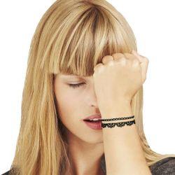 Bracelet Fantaisie Dentelle